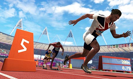 London 2012 screenshot