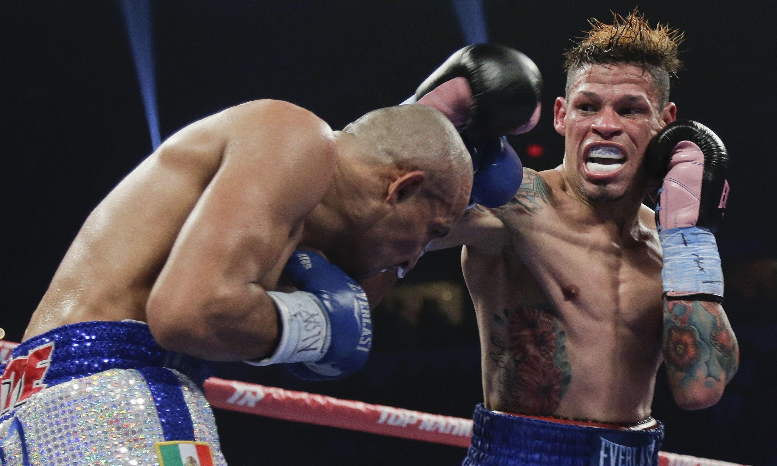 orlando cruz boxer Gay