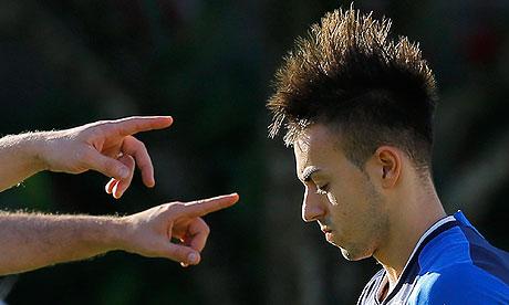 RE  Stephan El Shaarawy hairstyles  haircuts and hair guide with    El Shaarawy Haircut Name