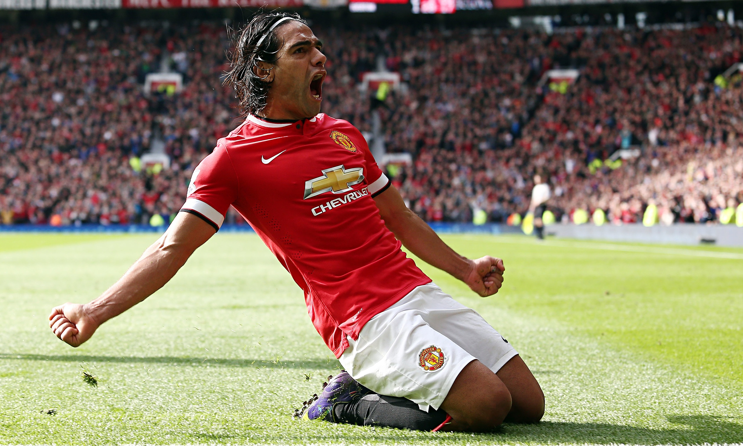 Radamel Falcao wants to extend Manchester United stay ...