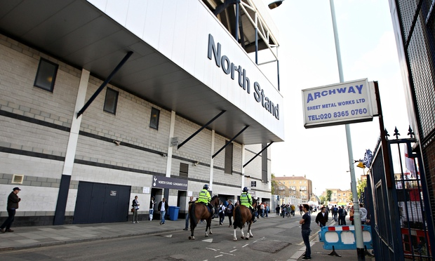 Firm Locked In Stadium Land Dispute With Tottenham Hit By