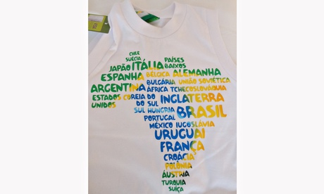 World Cup T-short