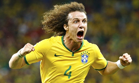 Can David Luiz lead Brazil to glory against Germany?