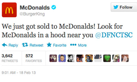 Burger King's woes continue after Twitter account gets ...