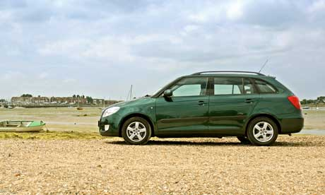 Skoda Fabia GreenLine Estate 1.4 TDI