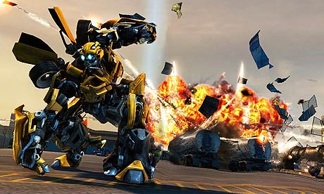 Transformers download of revenge pc save game fallen the