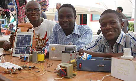 Development of radio in african countries