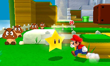 تحميل لعبة سوبر ماريو الشهيره في شكلها الجديد super mario 3d land