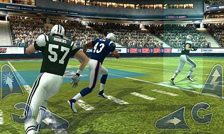 Resultado de imagen para NFL iphone game