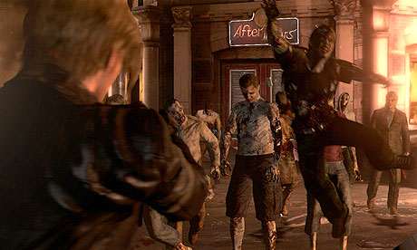 the newest resident evil 6
