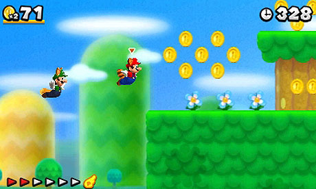 Mario World 2 Romantic