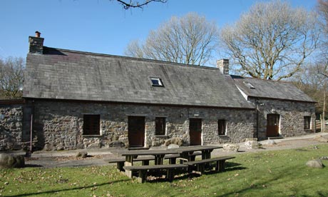 Pen yr Heol, Brecon Cottages, Wales