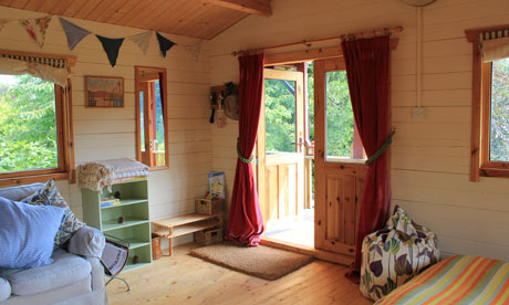The Hatch Cabin, Worcestershire