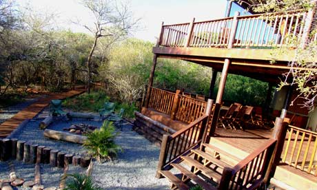 Umkhumbi Lodge, south africa