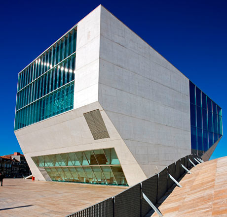 Portugal beyond the algarve travel the guardian for Casa de musica temuco