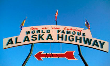 The Alaska Highway Road Trip Through The Wilds Travel