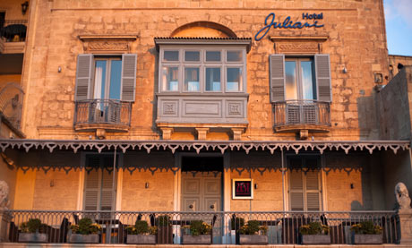 Hotel Juliani, St Julians, Malta