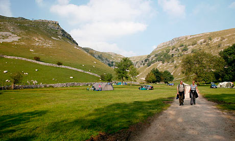 The UK's best national park campsites   tripulous