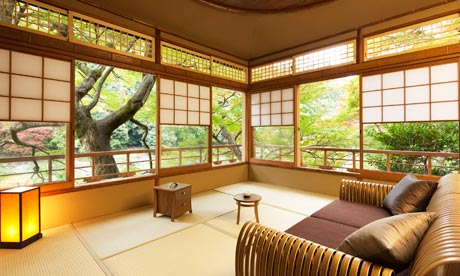 Zen and now japan 39 s ryokans get a modern twist travel for Design hotel japan