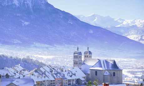 Briancon, Hautes Alpes, Provence, France, Europe