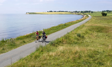 Denmark, Mountainbikers