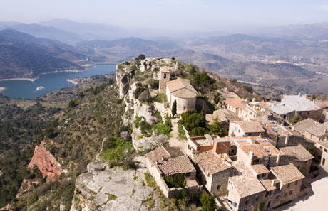 Siurana village, Catalonia