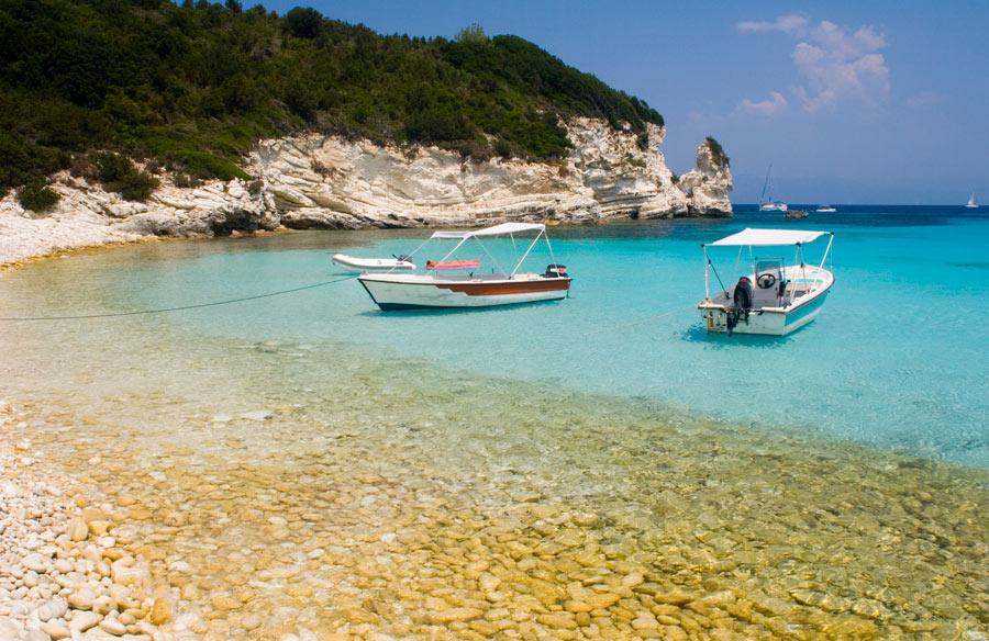 Greek Island Beaches: 10 Perfect Greek Island Holidays