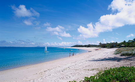 Fishermans Beach, Great Keppel Island, Queensland, Australia