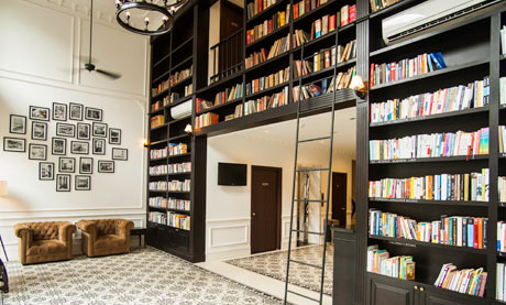 The Alcove Library Hotel, Saigon, Vietnam