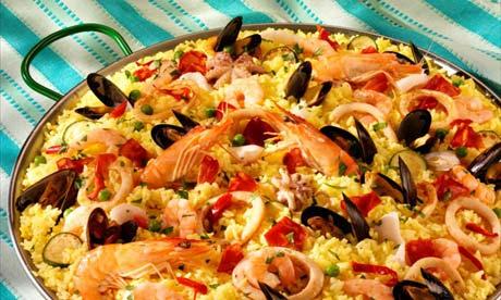 paella spanish spain dinner ethnic drink moorish cuisines potluck foods dish british lifeandstyle theguardian wordofmouth favorite omglifestyle