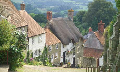 Updown Cottage Shaftesbury Dorset Travel The Guardian