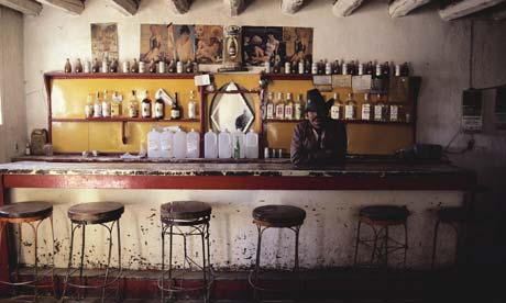 Top 10 Cantinas In Mexico City Travel The Guardian