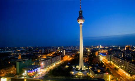 Berlin Travel Guide Guardian