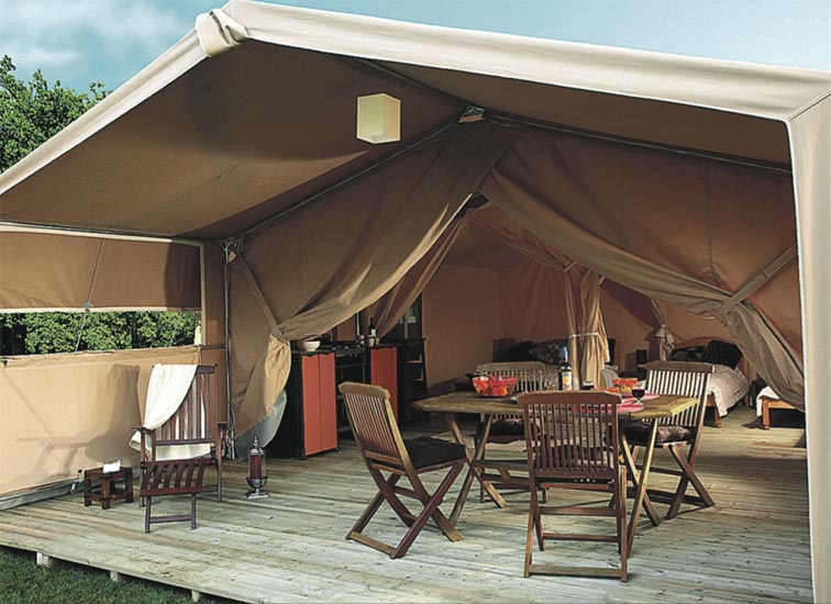 The Big Picture Eurocamp Just Got Stylish Travel The