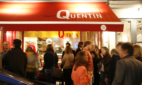 Cafe Quentin Brussels