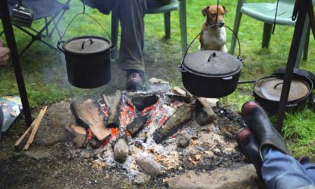 your top campfire cooking tips travel the guardian cooking with a kitchenaid Apartment with No Kitchen