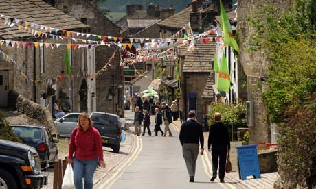 Grassington Village, Yorkshire Dales