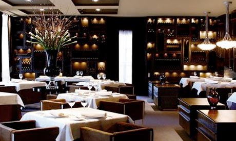 10 of the best restaurants for new catalan cuisine tripulous for 5 star restaurant exterior