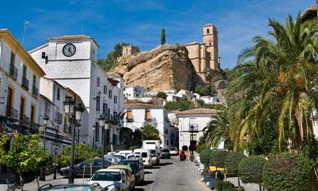 Readers 39 tips top spots in andaluc a travel the guardian - Spa alcala la real ...