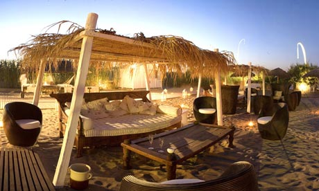 Europe's best beach clubs | Travel | The Guardian