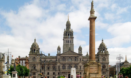 Cities - Glasgow, George Square