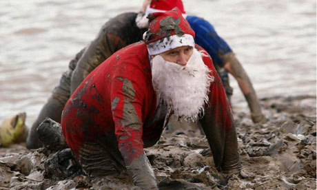 Maldon Mud Race, Essex