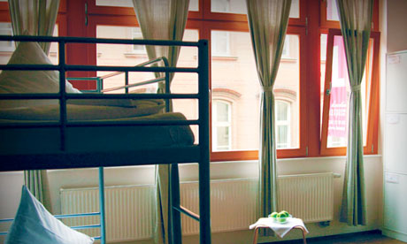 10 of the best hostels in berlin travel the guardian. Black Bedroom Furniture Sets. Home Design Ideas