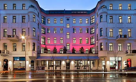 10 of the best boutique hotels in berlin tripulous for Boutique hotel 131 berlin mitte