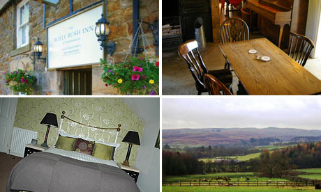 Holly Bush Inn, Northumberland
