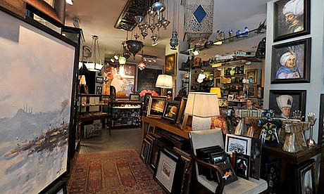 10 Of The Best Antiques Shops In Istanbul Travel The