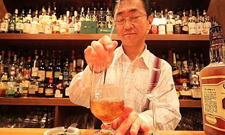 Hidetsugu Ueno, Bar High Five, Tokyo