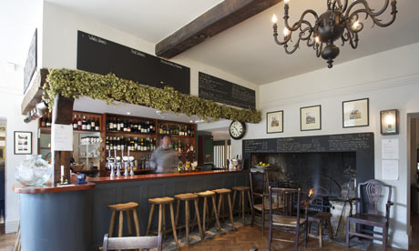 The Beckford Arms, Wiltshire