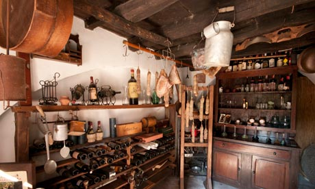 rustic italy: places to stay for food lovers | travel | the guardian