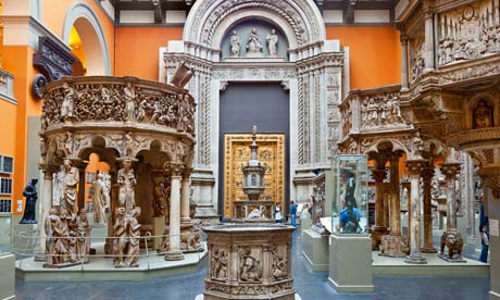 Cast Court, Victoria and Albert Museum
